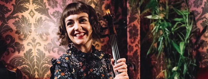 "Interview: Neyla Pekarek, Cellist of The Lumineers, Steps Out on Her Own with ""Rattlesnake"""