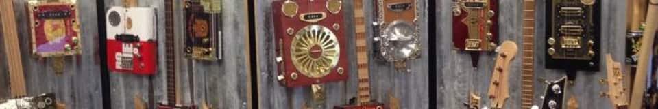 Funguy Mojo Guitars