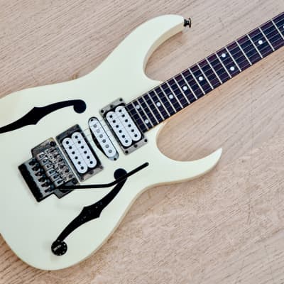 2000 Ibanez PGM30-WH Paul Gilbert Signature Guitar White Near Mint, Japan for sale
