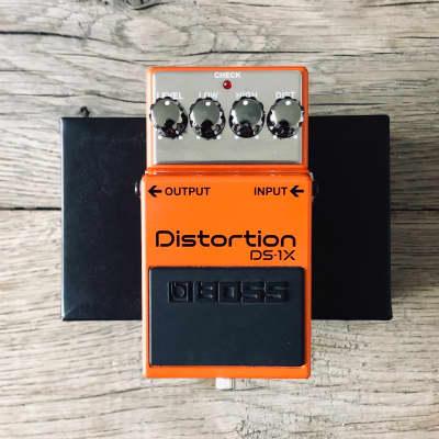 Boss DS-1X Premium Distortion Pedal