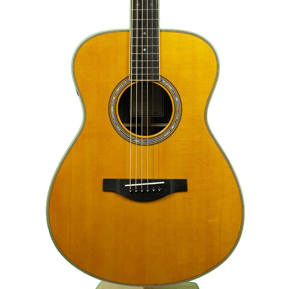 Yamaha ls ta transacoustic guitar vintage tint reverb for Yamaha ls ta