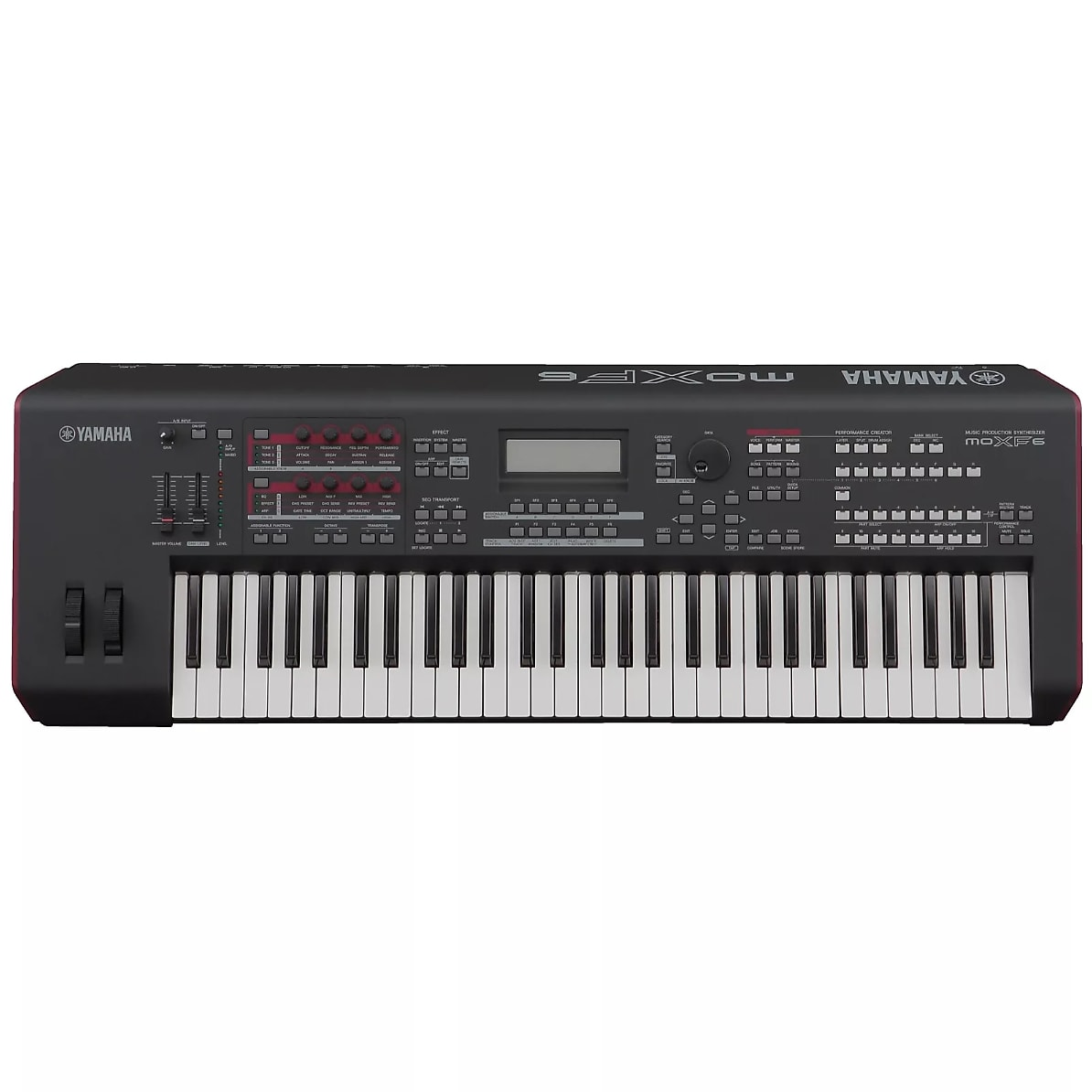 Yamaha MOXF 6 Music Production Synthesizer Workstation   Reverb