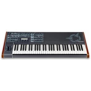 Access Virus TI v2 Keyboard Total Integration Synthesizer and Keyboard Controller Regular Black