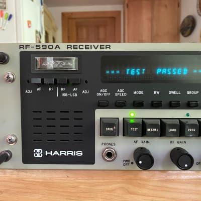 Harris  RF- 590A HF Receiver