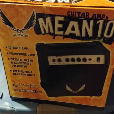 Dean M-10 10 Watt Practice Amp for sale