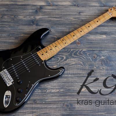 Tokai Silver Star TSS-38 1985 Black for sale