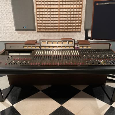 """Quad Eight 2082 Recording Console (The famed """"Steely Dan"""" Console!) 1972"""