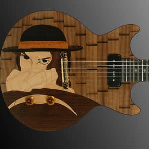 James Macdonald  Diablesse 2013 Marquetry Art for sale