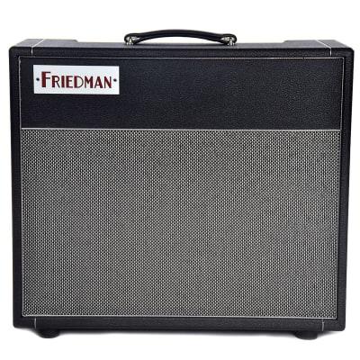 Friedman Dirty Shirley 112 Combo Amp, Black