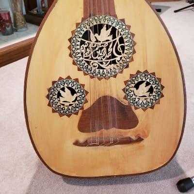 Egyptian Oud Hand Made  Natural