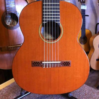 Très rare guitare Alto ou Oktav  fabriquée en 1985 par le luthier Dieter Hopf for sale