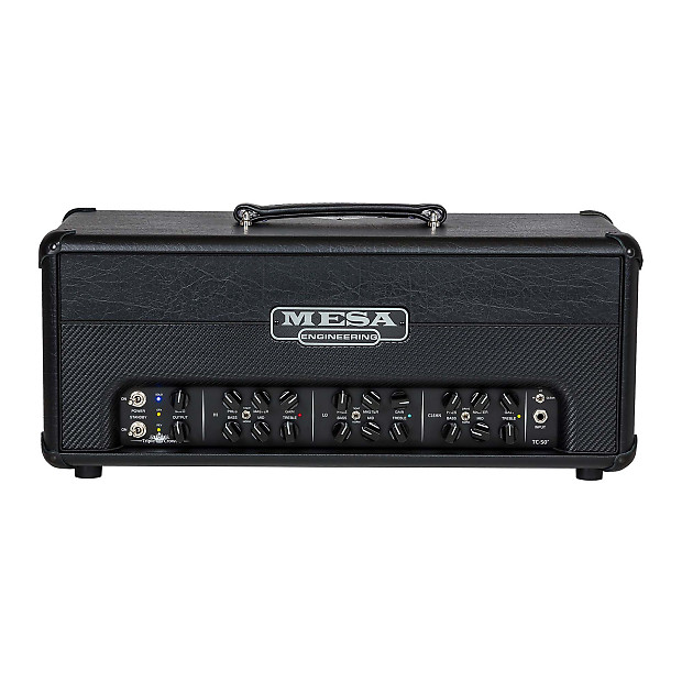 Mesa Boogie Triple Crown Tc 50 3 Channel Tube Guitar Amp
