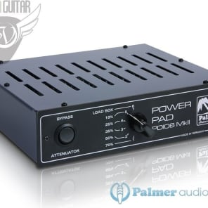 Palmer Power Pad Power Attenuator 16 Ohms (PDI06L16) for sale