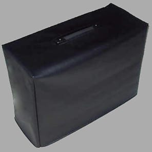 Black Vinyl Cover for Fender Showman 1x15 or Dual Showman 2X15 Speaker Cabinet