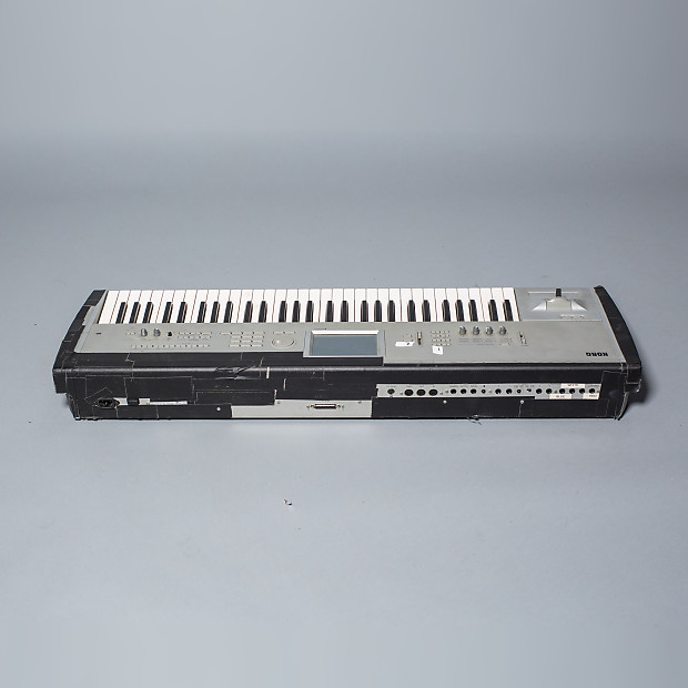 Korg M3 88-Key Keyboard with Case Owned by Jerome Fontamillas