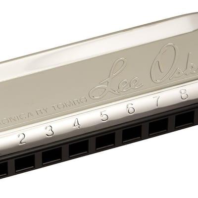 Lee Oskar Harmonica, Natural Minor Key of B