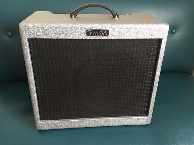 Fender FSR Blues Jr  III Silver Bullet | Natural GAS