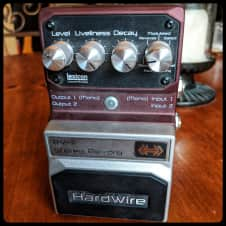 Hardwire  Stereo Reverb