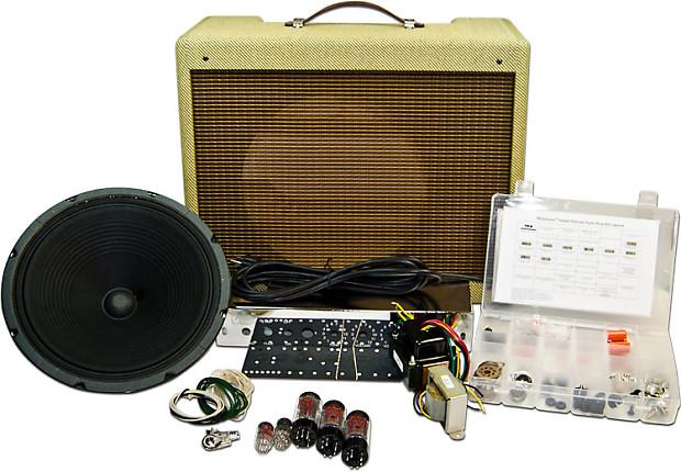 Mojotone Tweed Deluxe Style Amplifier Kit | Mojotone