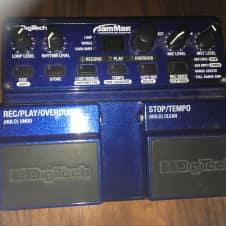 DigiTech JamMan Looper Phrase / Sampler Blue