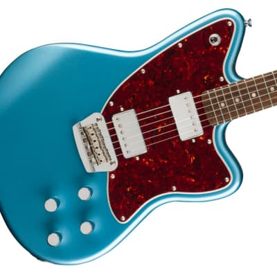 Fender Squier Paranormal Toronado - Lake Placid Blue for sale
