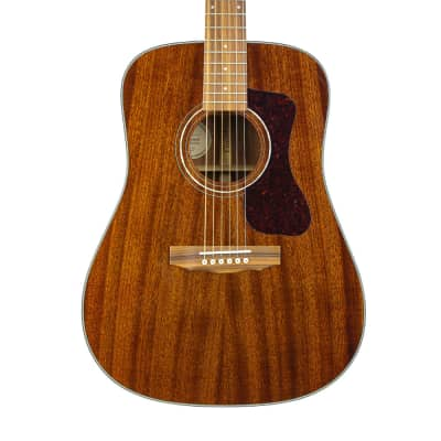 Guild D-120 Acoustic Guitar - Natural with Case - G1180628 for sale
