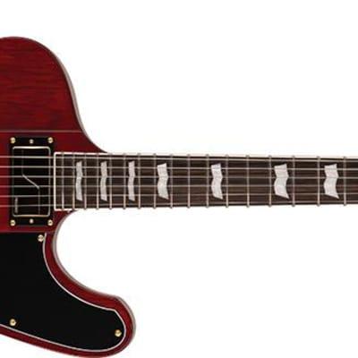 Ltd Ltd Phoenix-1000 - See Thru Black Cherry for sale