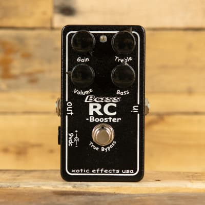 Xotic Bass RC Booster for sale