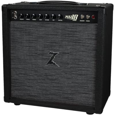 Dr. Z Maz 18 Jr Reverb 1x12 Studio Combo - Black, ZW for sale