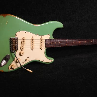 RebelRelic 1962 S-Series 7up Green for sale
