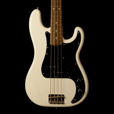 Fender Precision Bass Classic 70's Olympic White made in Japan 2016 for sale