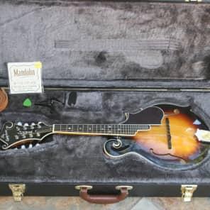 Epiphone MM-50E VS Professional Mandolin