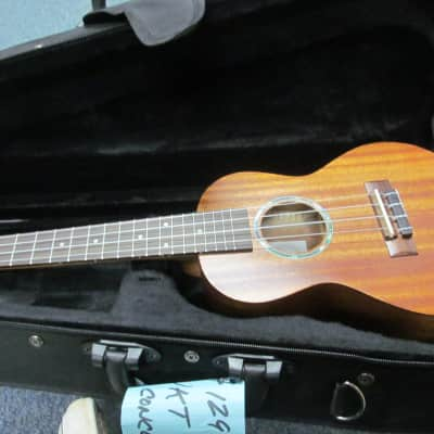 Corbin UKT500C  Concert  Ukulele Uke  with Case Free Shipping for sale
