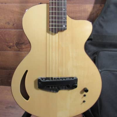 Willcox Atlantis Hexfx Thinline Acoustic Guitar With 13 Pin MIDI for sale