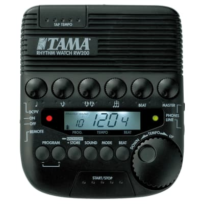 Tama RW200 Rhythm Watch Metronom for sale