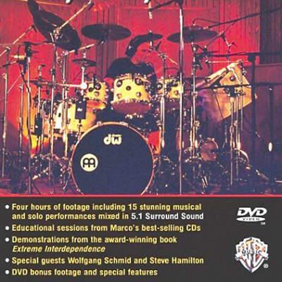 Marco Minnemann: Extreme Drumming (DVD)