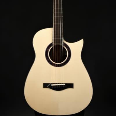 Kostal MDW - German Spruce/Fiddleback Mahogany for sale
