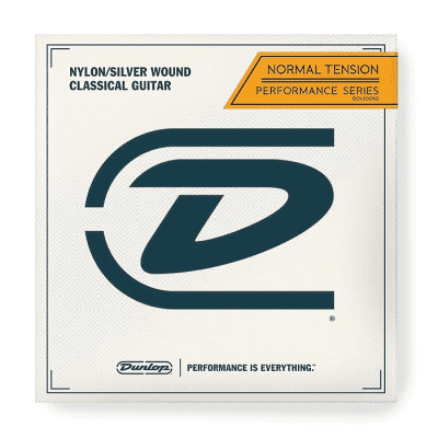 Dunlop DCY02BNS Performance Series Nylon Classical Guitar String - B (Normal Tension)