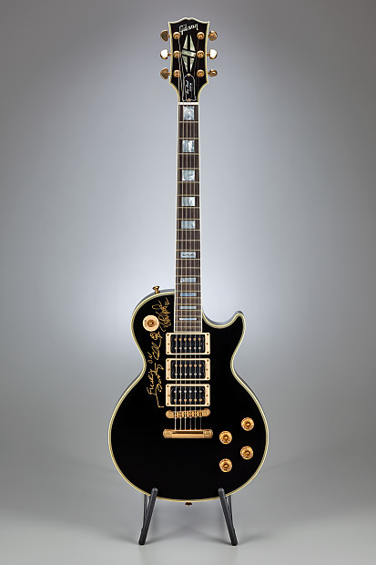 gibson peter frampton les paul custom dhr guitar experience reverb. Black Bedroom Furniture Sets. Home Design Ideas