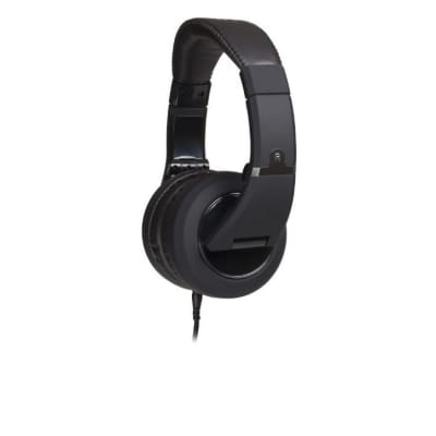 CAD MH510 Closed-back Studio Headphones 50mm Drivers - Black