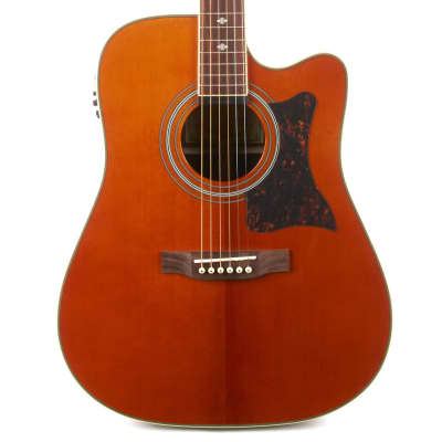 Used Epiphone DR-500MCE Acoustic - Natural 2019 for sale