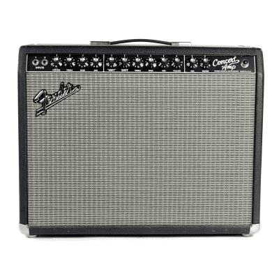 """Fender Concert-Amp 2-Channel 60-Watt 1x12"""" Guitar Combo 1993 - 1995"""