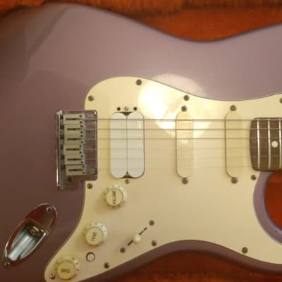 Fender Jeff Beck Artist Series Stratocaster 1993 Midnight Purple for sale