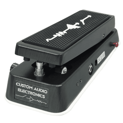 Dunlop MC404 CAE Custom Audio Electronics Wah