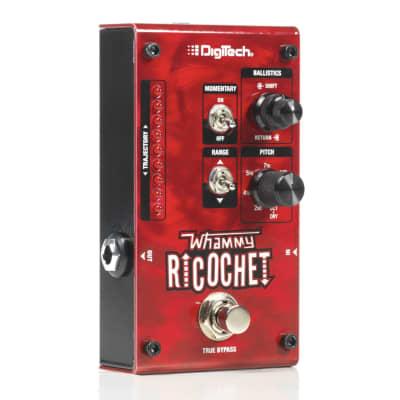 Digitech Whammy Ricochet Pitch Shift Effect Pedal for sale