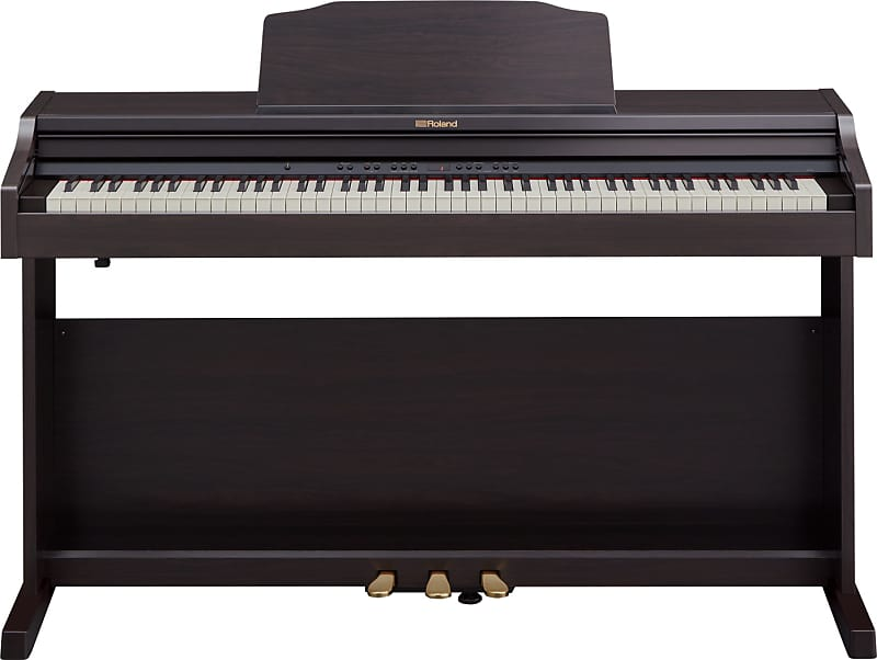 roland rp501r digital piano with free ipad mini rosewood reverb. Black Bedroom Furniture Sets. Home Design Ideas