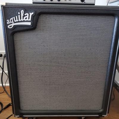 Aguilar SL410x (4 ohm) 2019 Black/Silver
