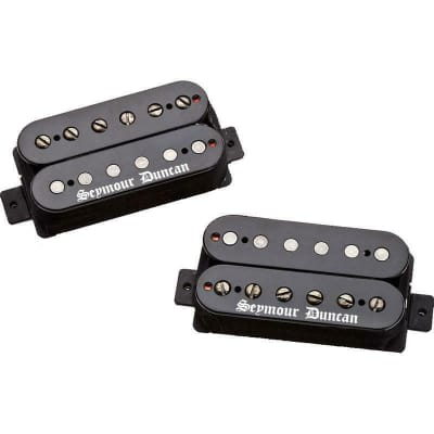 Seymour Duncan Black Winter Pickup Set, Black