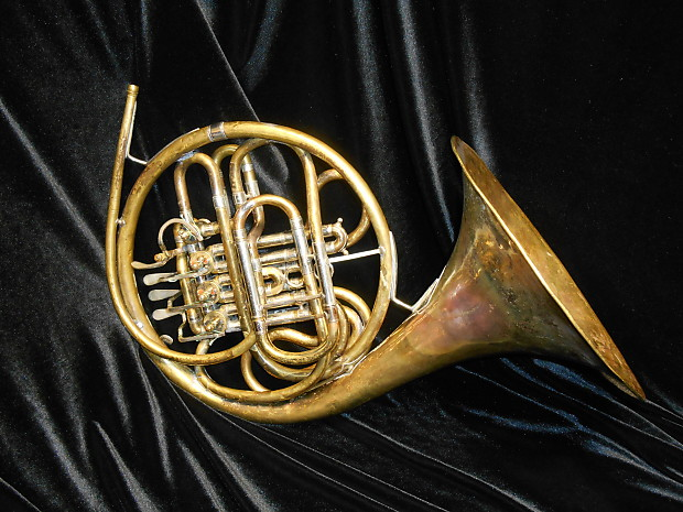 conn 6d french horn serial numbers