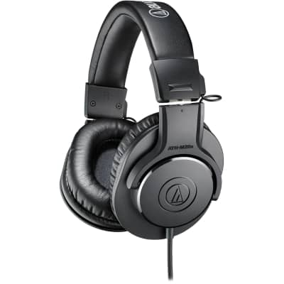 Audio-Technica ATH-M20x Closed Back Headphones